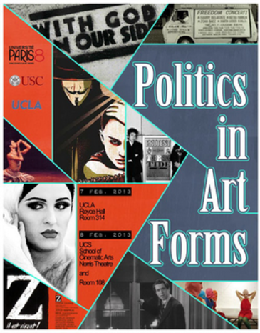 politics in arts essay