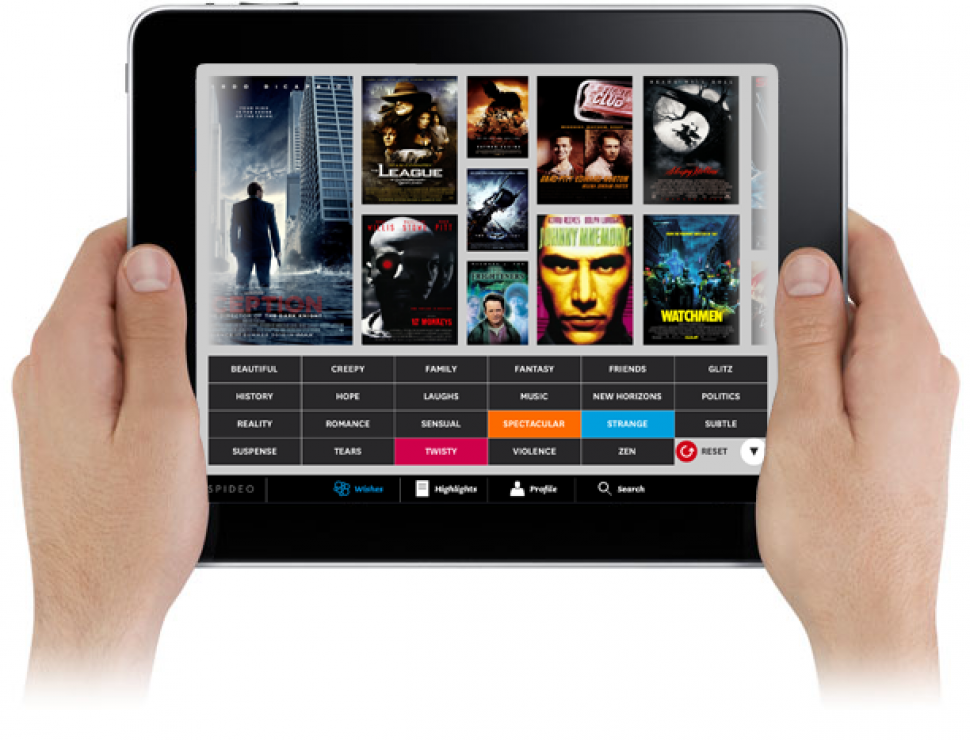 good movie apps for ipad