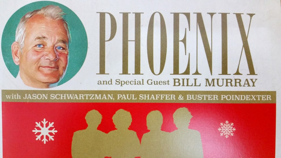 alone On Christmas Day' Featuring Phoenix With Bill Murray ...