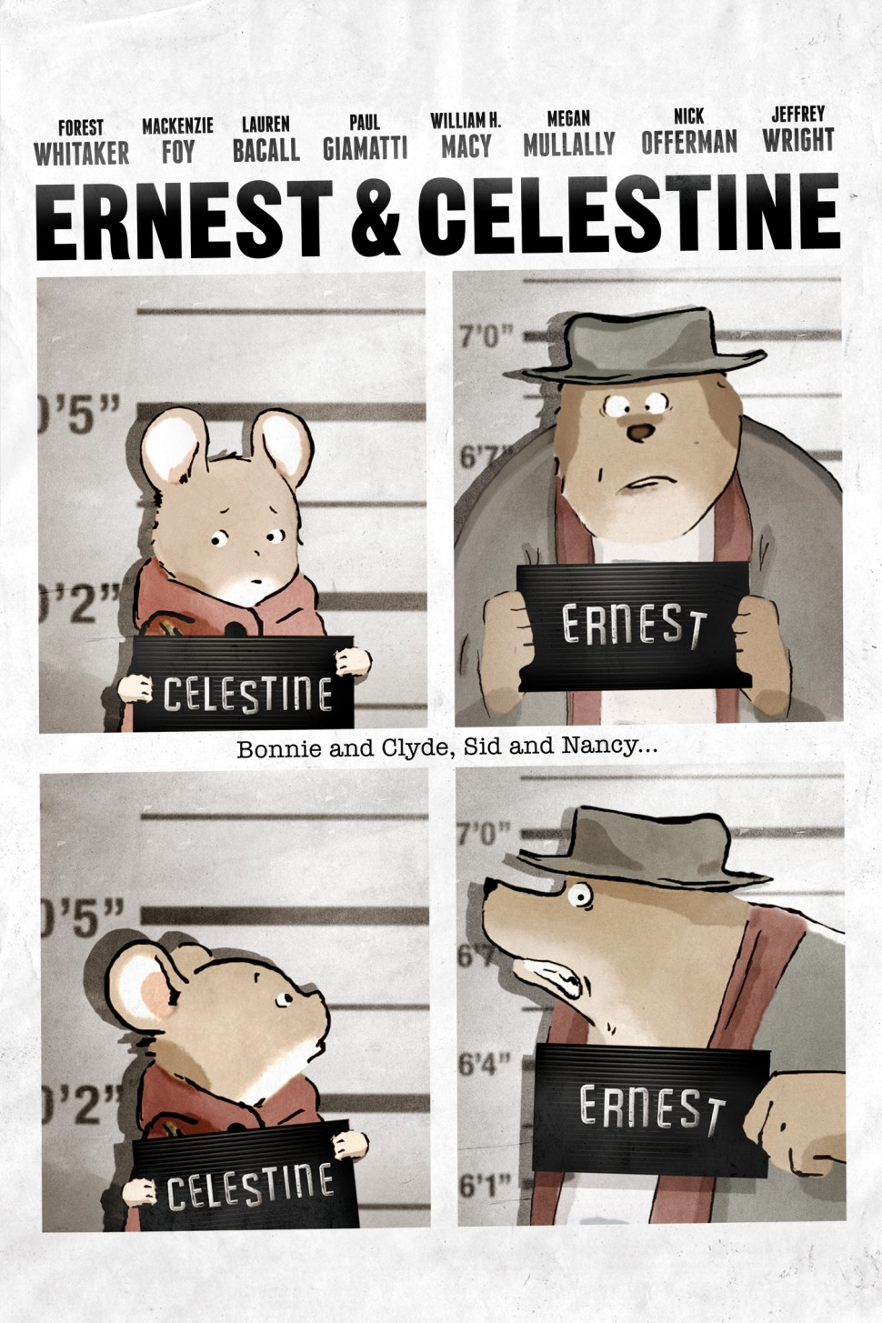 Ernest Celestine French Culture