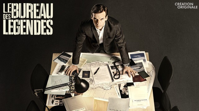 Best of french tv shows the bureau le bureau des légendes