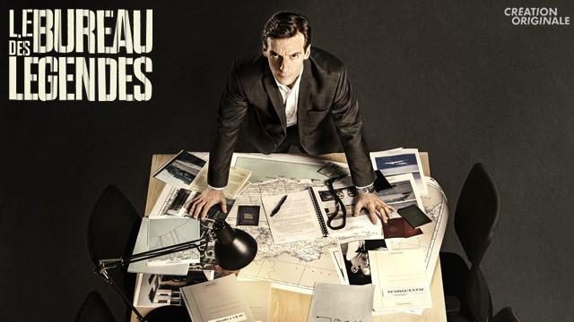 Le Bureau In French : Best of french tv shows #1: the bureau le bureau des légendes