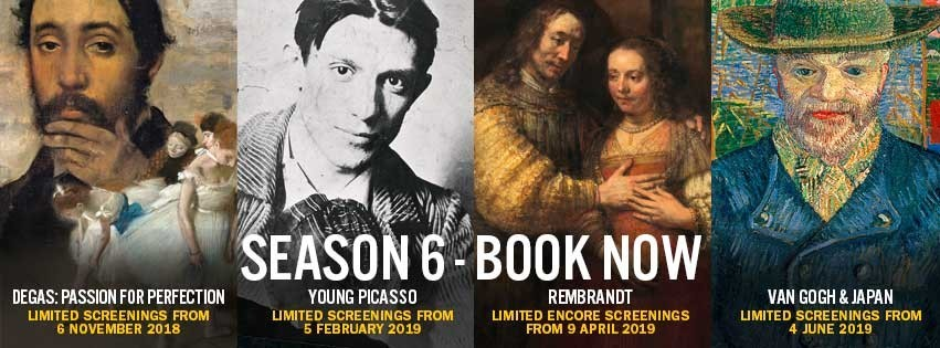 Exhibition on Screen - Season Six | French Culture