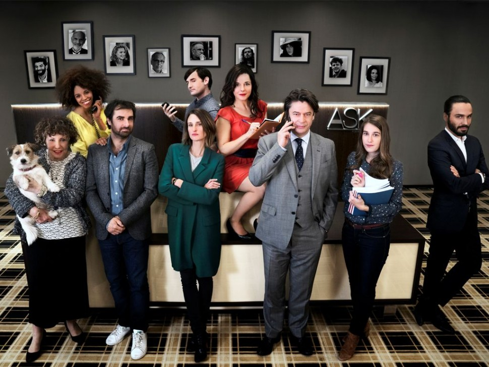 Call my agent 1x04 Espa&ntildeol Disponible