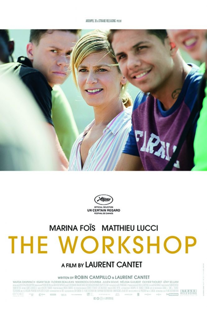 Image result for the workshop film